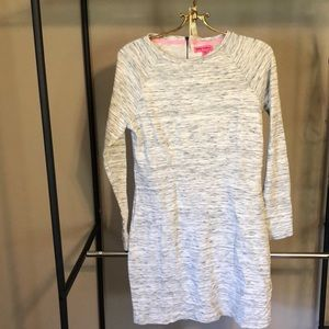 Betsey Johnson // long sleeve sweater dress